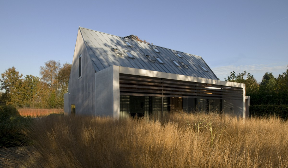 Huis met veranda willemsenu - Veranda modern huis ...