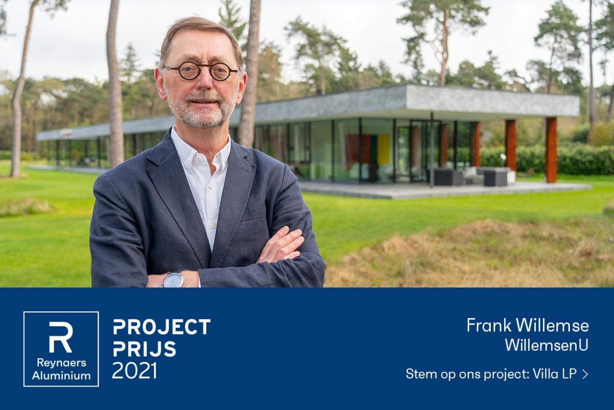 Reynaers Projectprijs 2021